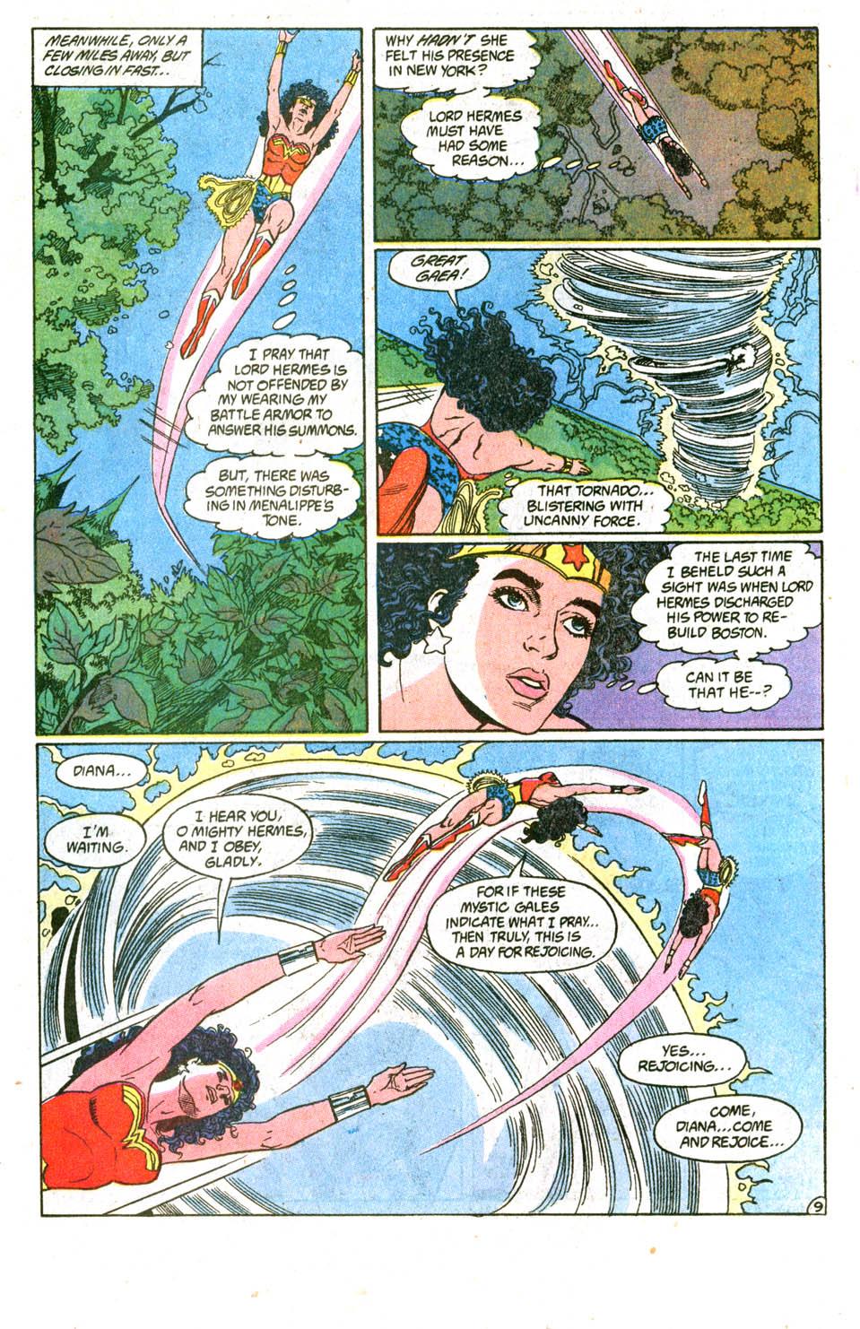 Read online Wonder Woman (1987) comic -  Issue #51 - 11