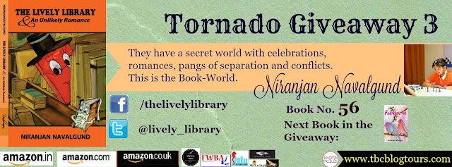 The Lively Library by Niranjan Navalgund