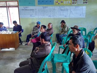 Pengalaman Belajar Metode Penelitian Partisipatif di Desa Nagasaribu Kecamatan Lintong Nihuta