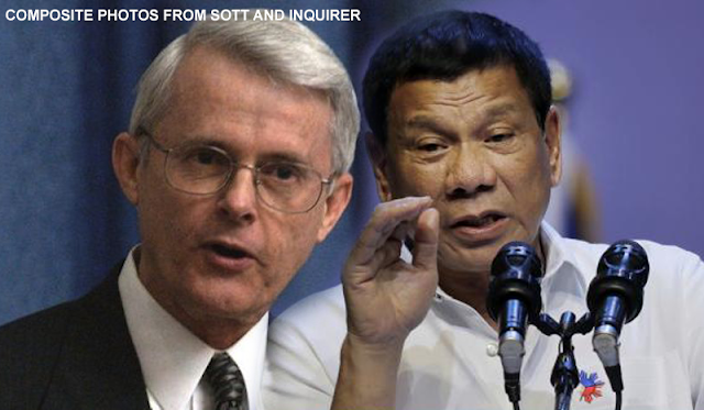 Pentagon's criminal law division ex-chief: 'Filipinos have chosen a very strong ruler'