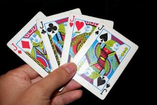 3 Kartu Kembali Dalam Trick Sulap