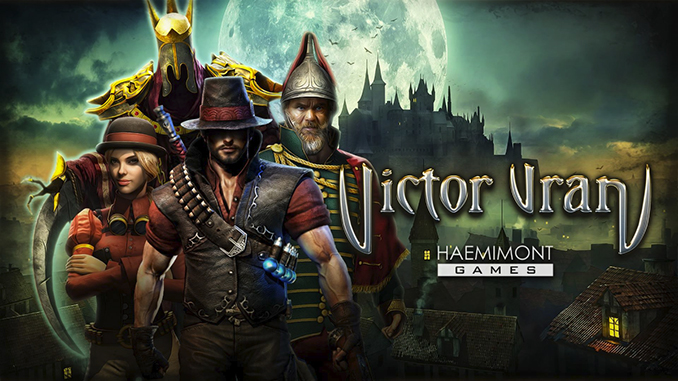 Victor Vran PC Game Download