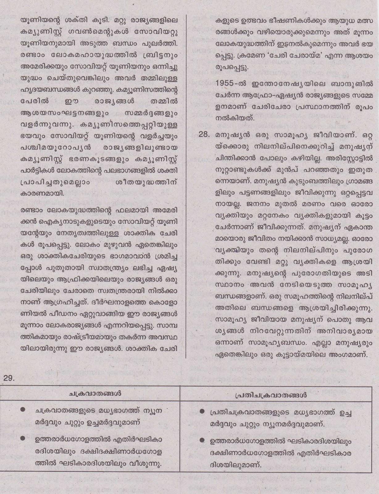 Social Science Textbook Class 10 Karnataka / Lislam La