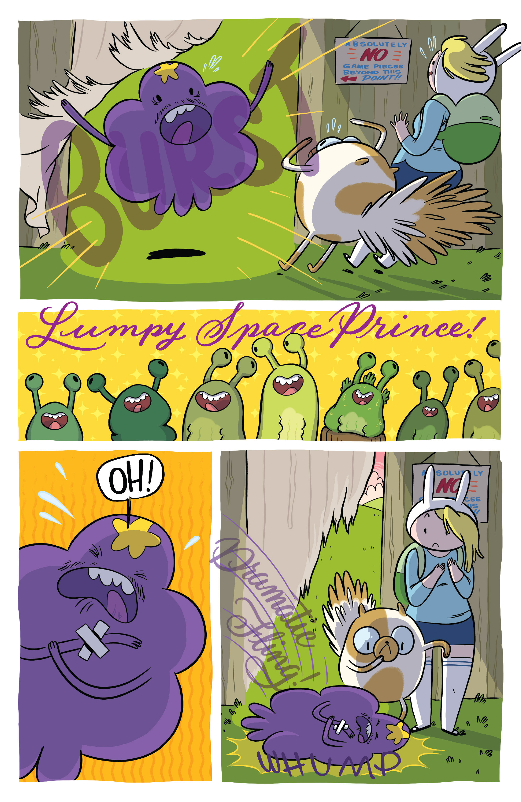 Read online Adventure Time Fionna and Cake Card Wars comic -  Issue #1 - 21