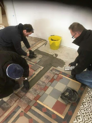 Tile Doctor Restoration and Tiling Course