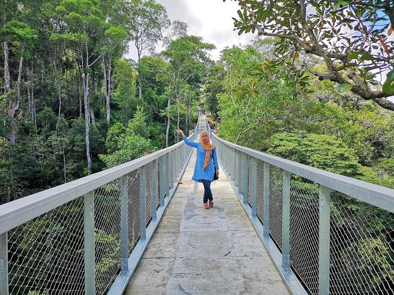 Pengalaman ke The Habitat, Penang Hill