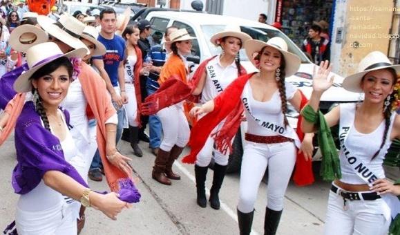 Celebraciones peruanas: efemérides, fiestas religiosas,...por mes