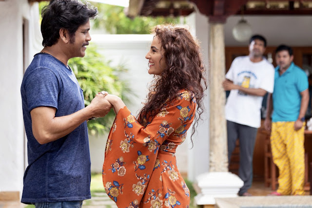 Nagarjuna, Seerat Kapoor in Raju Gari gadhi 2 Movie Images