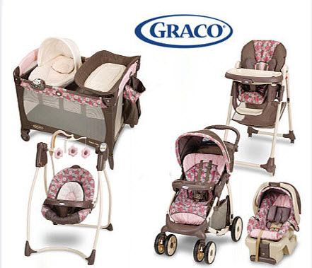Graco Baby Collection Bundle Giveaway 560 Value