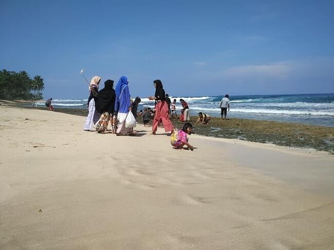 pasir pantai melasti