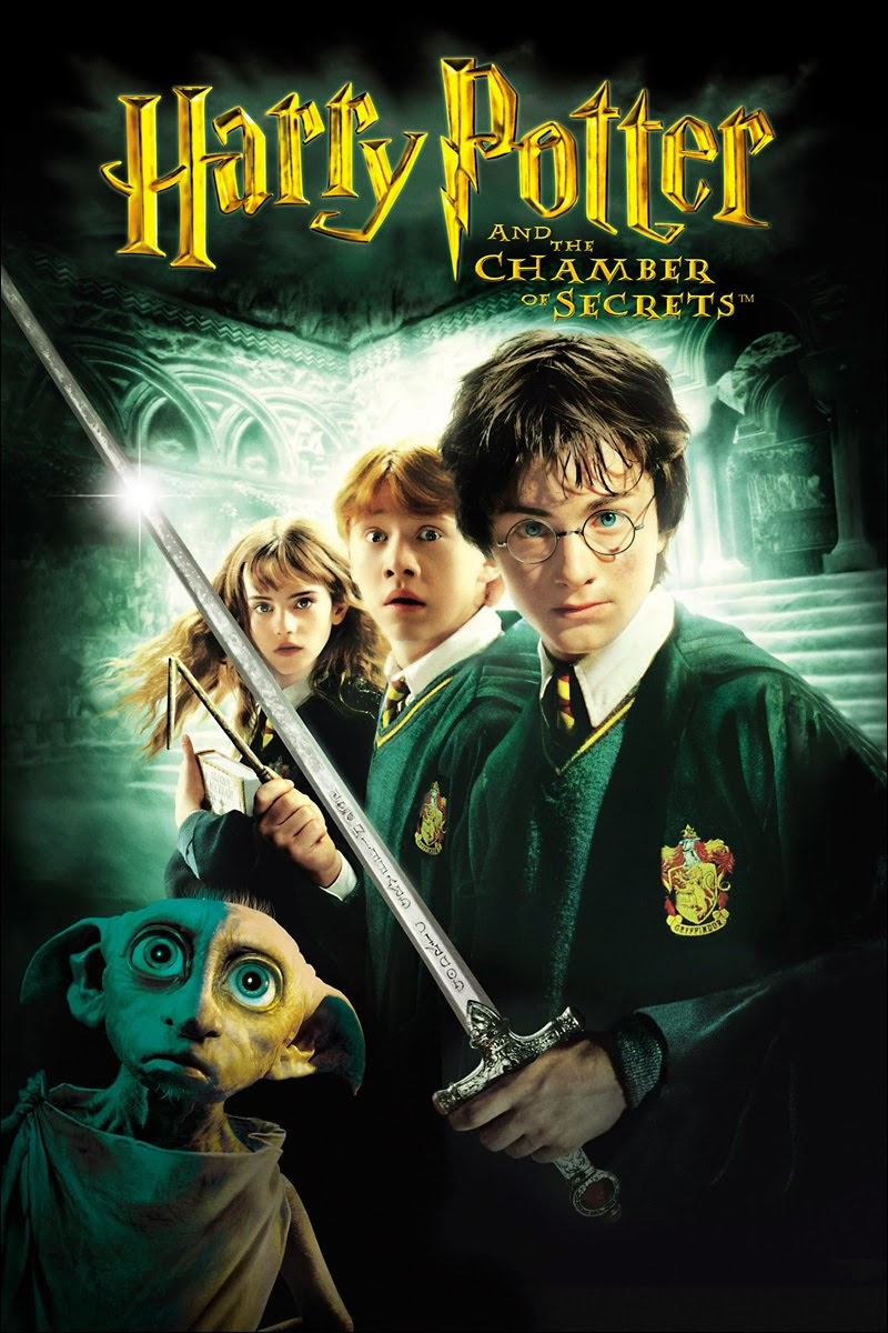 Harry Potter And The Chamber of Secrets (2002) Harry-Potter-and-the-Chamber-of-Secrets-Official-Movie-Poster