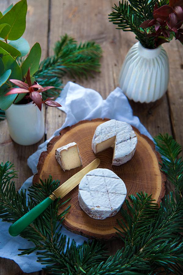 Joséphine : fromage affiné à croûte fleurie