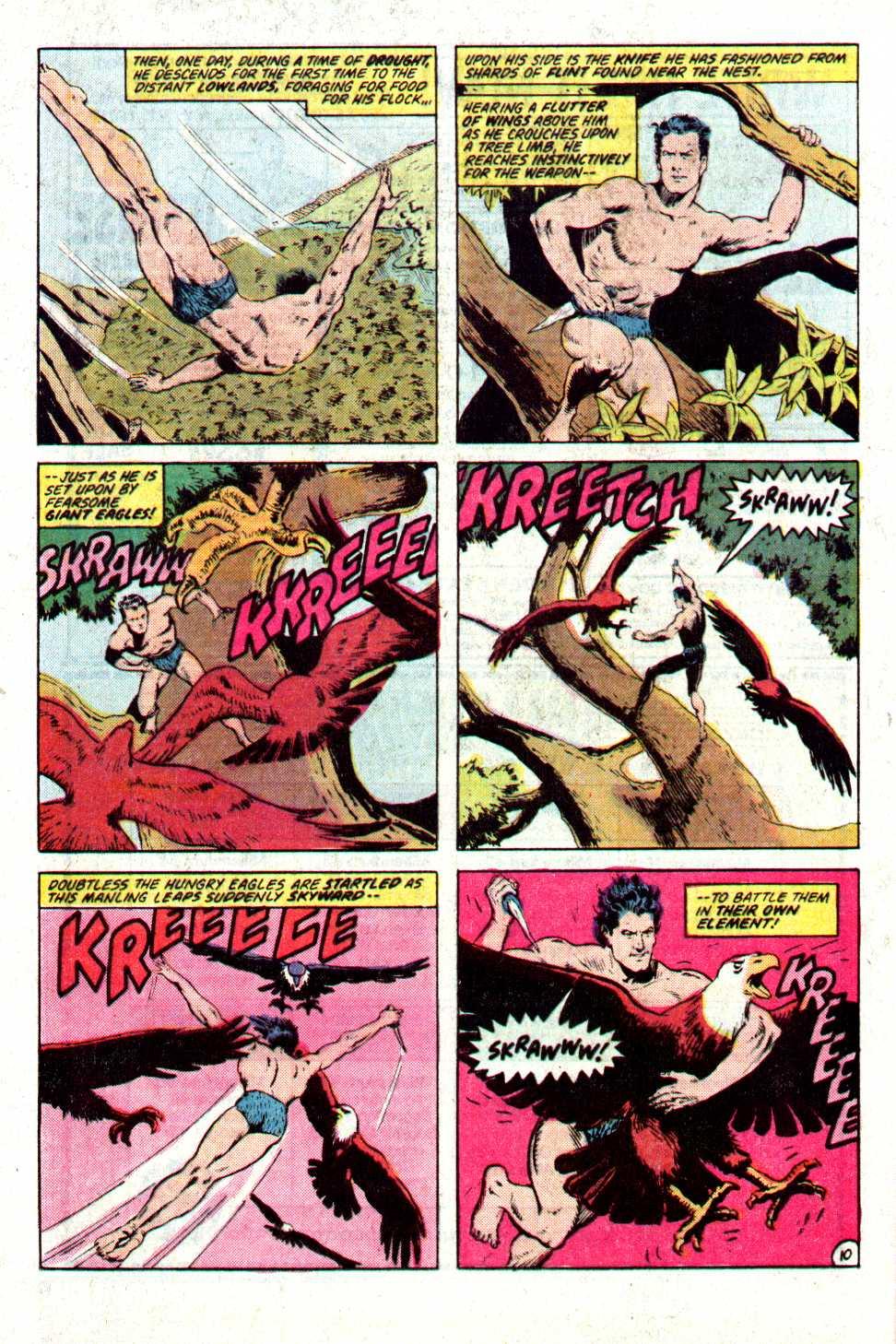 Read online Secret Origins (1986) comic -  Issue #21 - 34