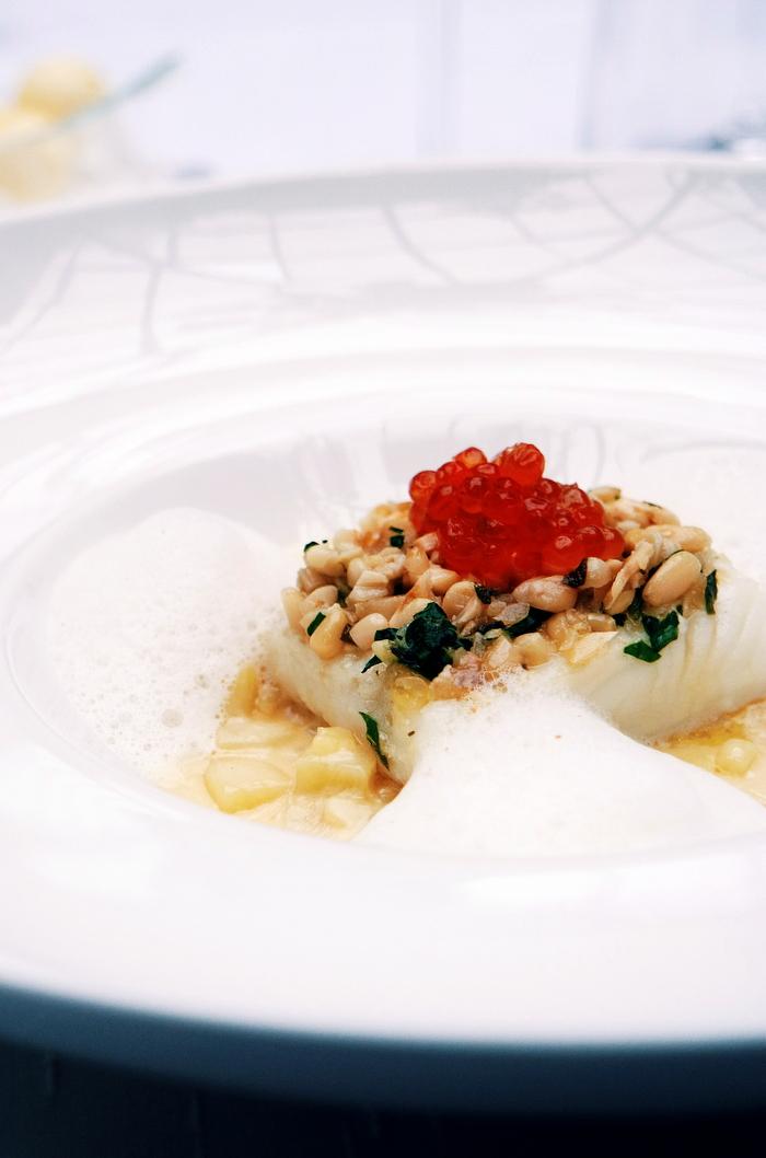 New Menu Tasting  Relais & Châteaux Stikliai Hotel Vilnius