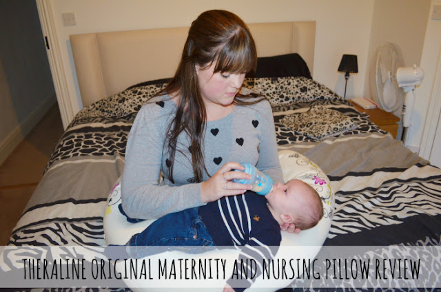Theraline Original Maternity And Nursing Pillow Review