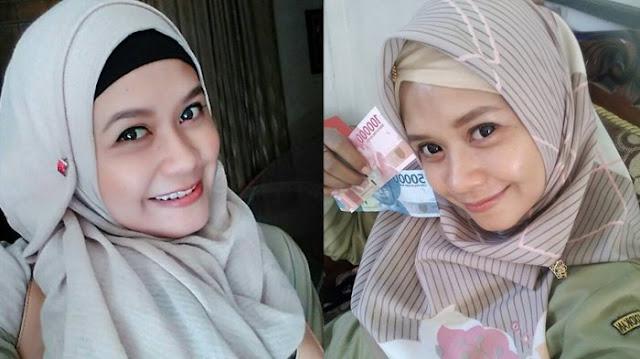 Curhat Guru Honorer Cantik Ini Dalam Banget Gajinya 150 Ribu