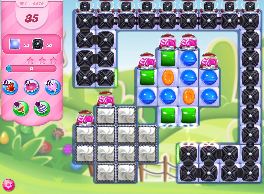 Candy Crush Saga level 4479