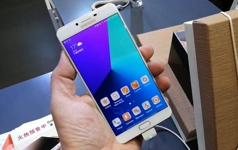 Harga Samsung Galaxy C9 Pro Terbaru Spesifikasi