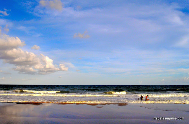 Salvador, Bahia - Praia de Stella Maris