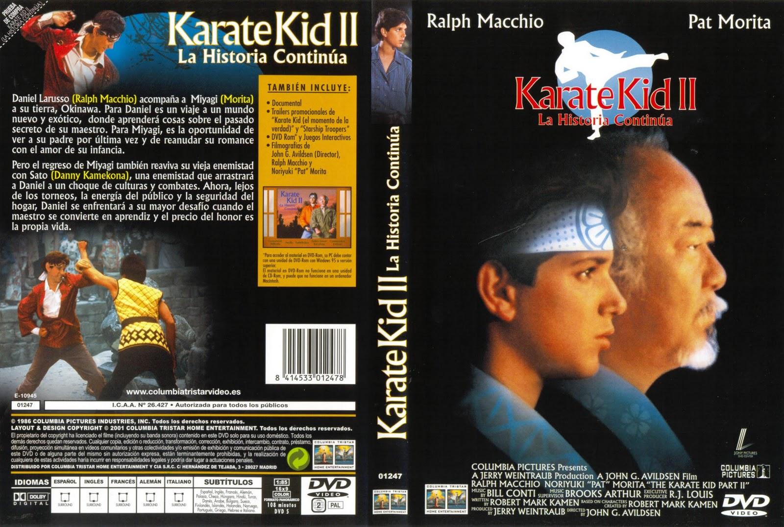 Karate Kid Karate Kid Pelicula Completa Gratis