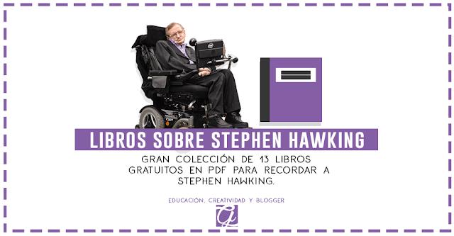 13 Libros sobre Stephen Hawking en PDF Gratis
