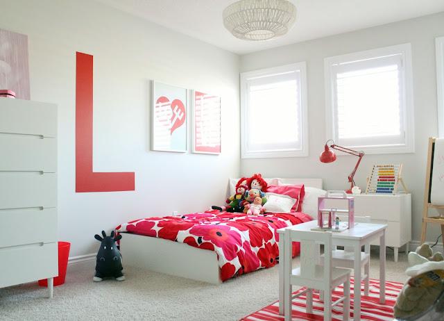 غرف نوم اطفال بسيطة وجميلة جدا
