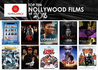 King Of Boys, Lionheart And Others Top 10 Nollywood Movies