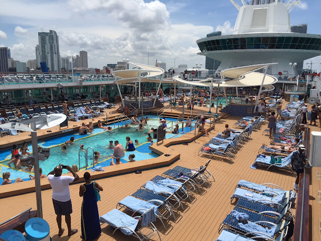 Tips for first-time cruisers, Royal Caribbean cruise tips