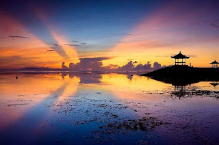 Foto Tempat Wisata Pantai Sanur Bali