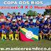 Seleção de Manicoré goleia Humaitá de 4x0 pela Copa dos Rios no Careiro, jogo de volta é hoje à tarde.