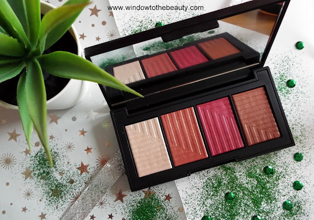 Nars Narsissist Dual-Intensity Blush Palette review