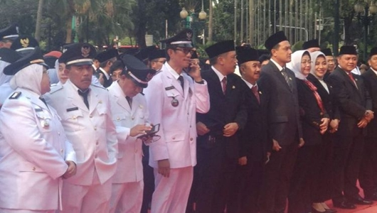 Lurah dan Camat di Jakarta Mengaku Dicopot Tanpa Teguran dan Panggilan