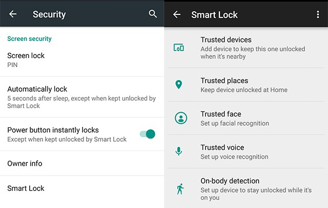 Enable Face Lock On Any Android Device
