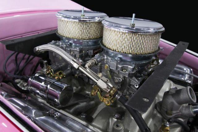 ¿Recuerdas el auto de 'La Pantera Rosa' En realidad existe… y fue hecho a la medida