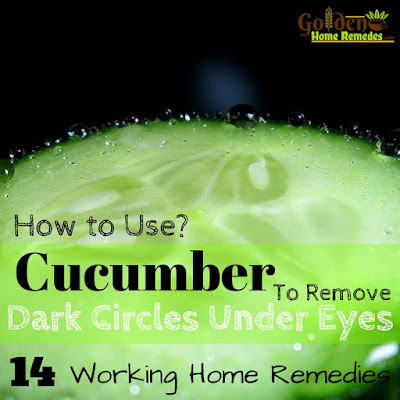 Cucumber For Dark Circles, How To Get Rid Of Dark Circles, How To Remove Dark Circles, Home Remedies For Dark Circles, Dark Circle Home Remedies, Dark Circle Treatment, Dark Circle Remedies, How To Treat Dark Circles,