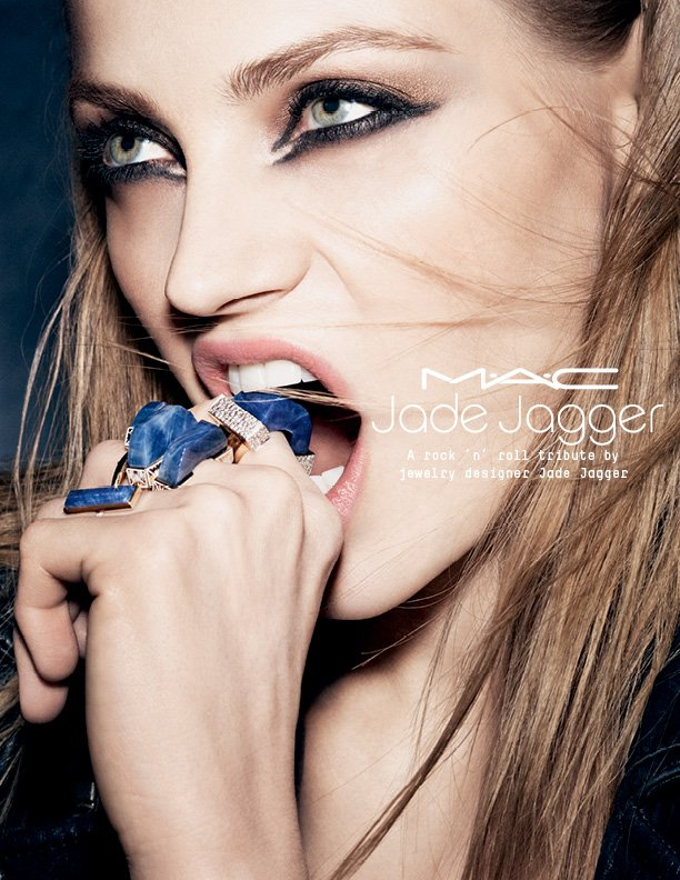 mac jade jagger collezione make up