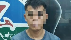 Hendak Transaksi Sabu di Jalan Padang Lamo, AS Ditangkap Polisi