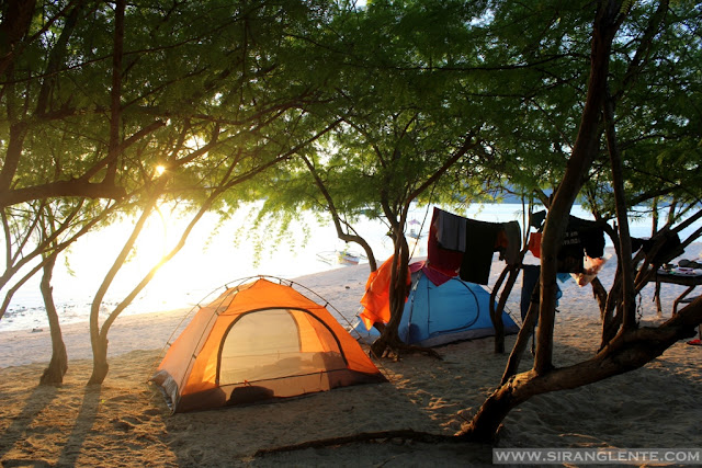 Alibijaban Campsite