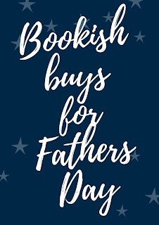 Bookish buys for Father's Day