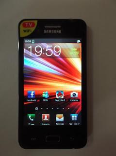 """Como configurar internet no celular Samsung Galaxy replica """"ching ling"""""""