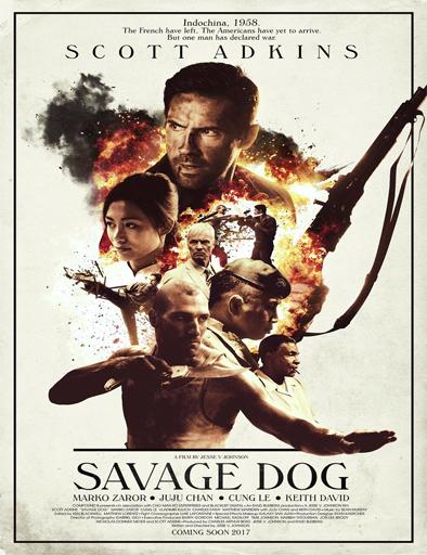 Ver Savage Dog (2017) Online