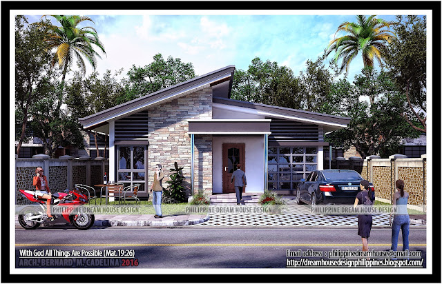 Philippine dream house design design gallery for Philippine bungalow house design pictures