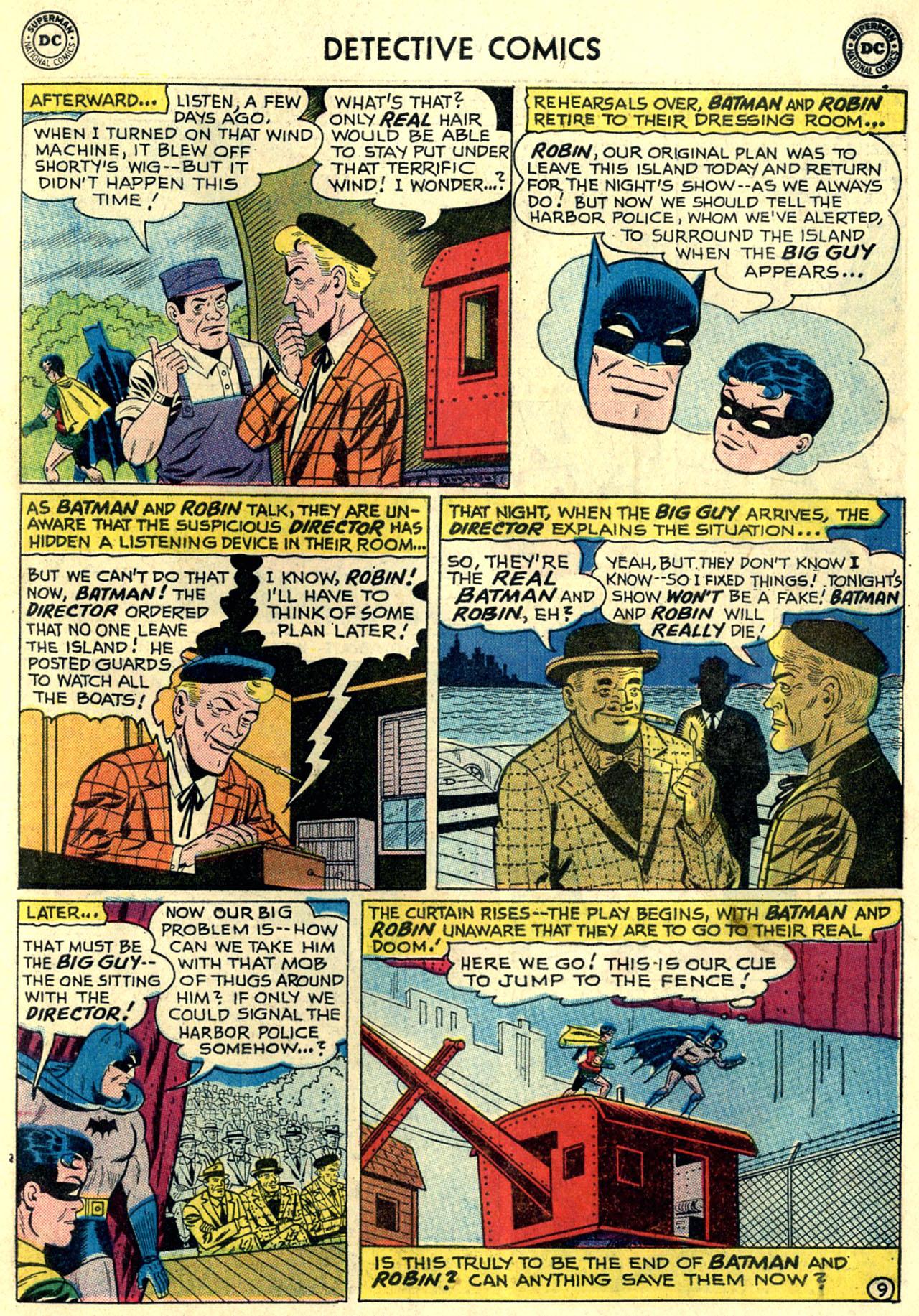 Detective Comics (1937) 269 Page 10