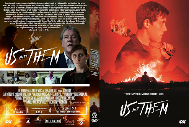 Us And Them DVD Cover