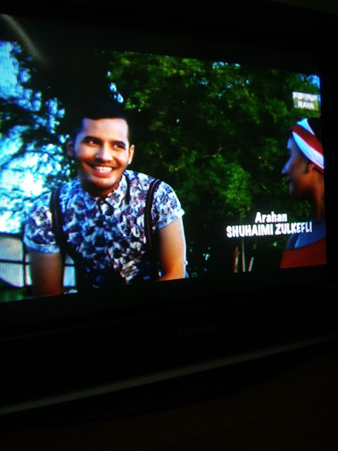 Telemovie Ooops! Terlajak Nikah Lakonan Dato Aliff Syukri
