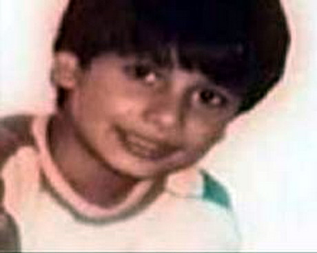 Shahid Kapoor Childhood Pictures - Latest Bollywood News ...