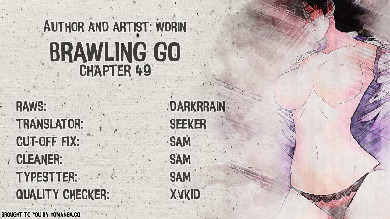 Brawling Go - Chapter 51