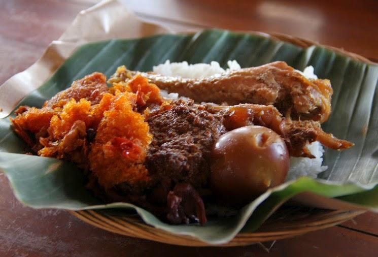 Aneka Resep Makanan Makanan Khas Yogyakarta