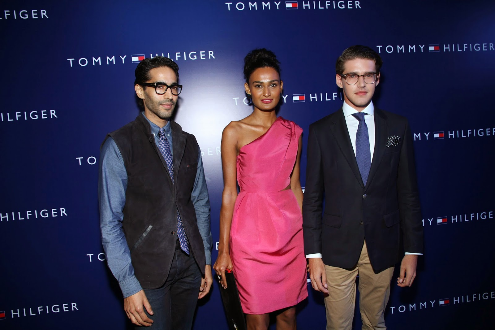 17ee7ba6 TOMMY HILFIGER CELEBRATES 10TH ANNIVERSARY IN INDIA WITH EXCLUSIVE PARTY IN  NEW DELHI