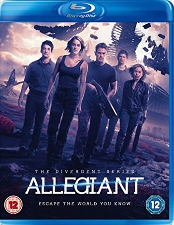 Allegiant 2016 English Bluray Download